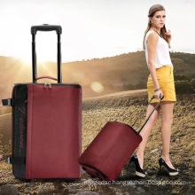 Folding Trolley Travel Bag for Flight