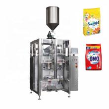 Vertikale Verpackungsmaschine zum Abfüllen von Flüssigwaschmitteln