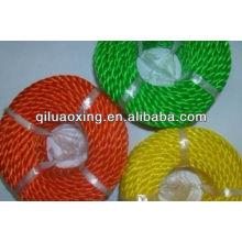 corda de torção de silagem verde / amarela / vermelha para a agricultura
