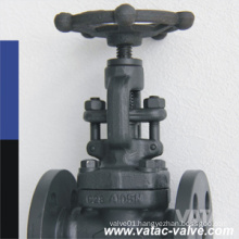 900lb Flanged Ends Forged Steel Gate Valve
