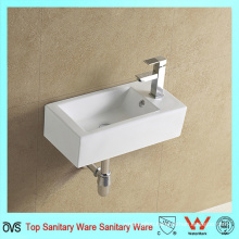 China Manufacturer Bathroom Wall Mounted Basin Wash Sink