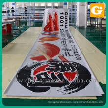 Printing outdoor advertising tarpaulin banner