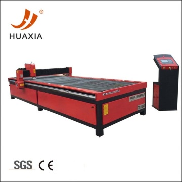 Lembaran logam peribadi cnc plasma cutting table