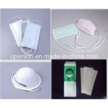 Мягкая и удобная одноразовая нетканая маска для лица