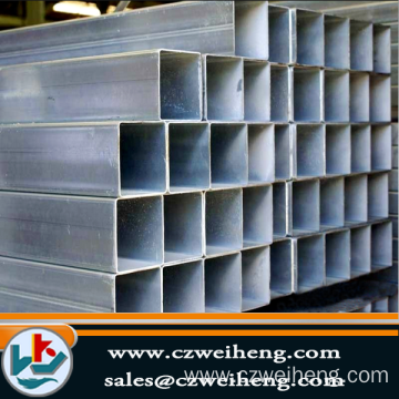 Wall thickness Square Steel tube