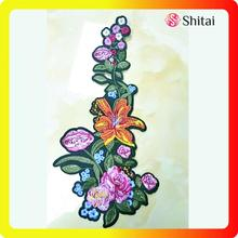 Fashion flower patches EM10016