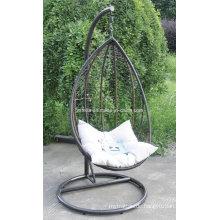 Rattan Garden Swing Stuhl für Outdoor