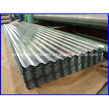 Feuille de toit métallique en acier inoxydable SGLCC Galvalume