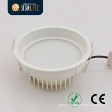 Anti Dazzle LED Downlight / Luz de teto embutida com 20W 30W 50W