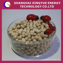 Peneira molecular de oxigênio molecular 3A / 4A / 5A / 13X