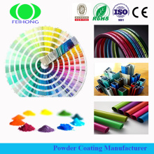 Epoxy Polyester (Hybrid) Poedercoatings