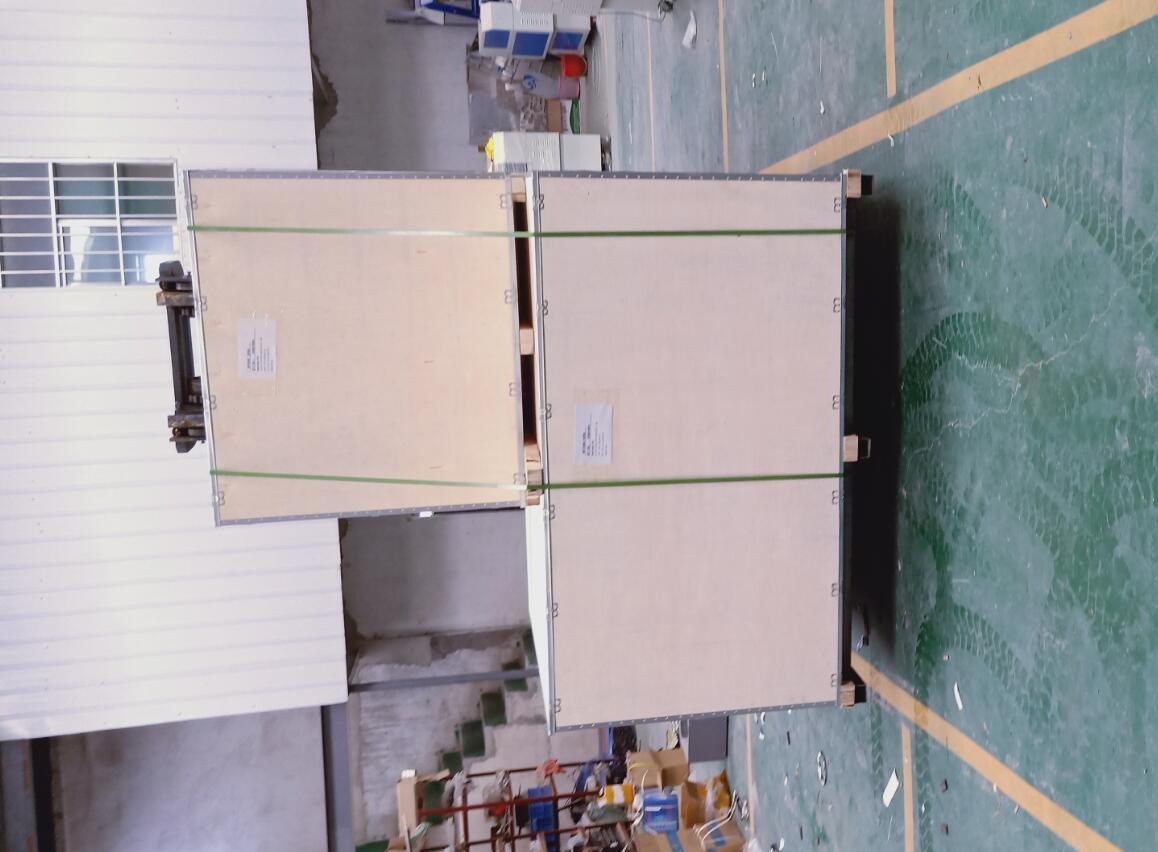 CNC laser Machine packing