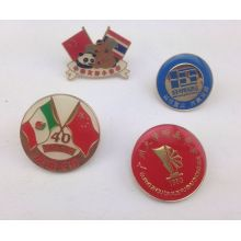 Organizational Enamel Badge, Custome Revers Pin (GZHY-LP-021)