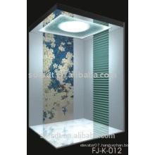 ISO9001 elevator manufacture product Passenger elevator price SMR of Japan technology, passenger elevator