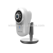 mini Wireless cloud Camera, Supports 100Mbps Ethernet and 2.4G Wirelss N Network and 720P HD Video Quality