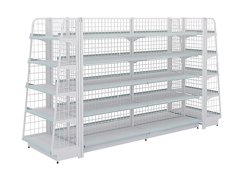 Supermarket Display Racking