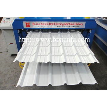 Roof Metal Tile galvanized sheet Making Machine