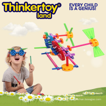 Plastic Educational DIY Cognitive Novelty Baby Toy for Kindy