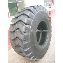 Padrão E3 otr pneus 8.25-16 com longa vida útil