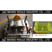 Customized Injection Plastic Vegetable Fruit Crate Bin Mould
