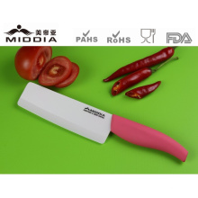 6 Inch Ceramic Cleaver of Kitchen Knife