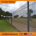 Malla de prisión de malla de seguridad revestida de PVC 358