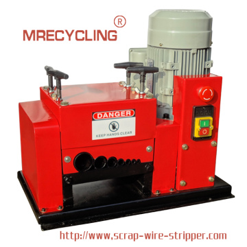China homemade scrap wire stripping machine Manufacturers