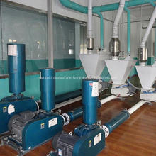 Roots Blower Used In Flour Mill