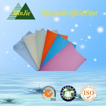 Offset Paper Tipo de papel e impressão Use Woodfree Paper