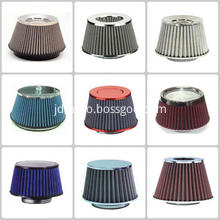 Motorcycle air filter element