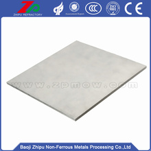 High quality niobium plate