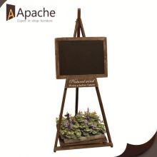 Popular for the market factory directly folding free standing cosmetic cardboard display
