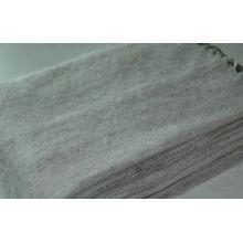 100% Brushed Acrylic Throw Blanket With Fringe 130cm * 170cm