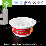 colorful printing small plastic cup for sauce