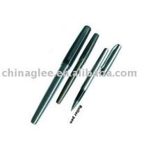 caneta de metal do rolo