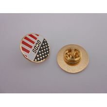 Custom Lapel Pins, Customized Badge with Logo (GZHY-KA-029)
