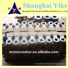 High Chrome stone crusher hammer head