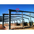 Steel Warehouse/Prefabricated Steel Warehouse (SS-14543)