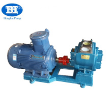 Hot sale reasonable price for Electric Gear Oil Pump YHCB industrial gear oil transfer pump supply to China Hong Kong Manufacturers