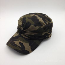 100% coton Camo Fashion Outdoor Military Hat (ACEK0092)