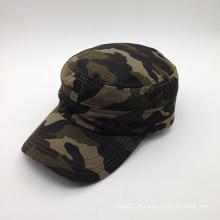 Chapéu militar ao ar livre de moda 100% algodão Camo Militar (ACEK0092)