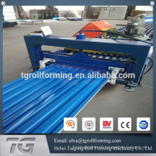Newest technology roller shutter forming machine forming machine slat machine