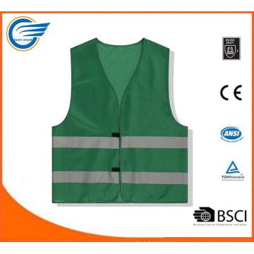 High Visibility Safety Reflective Jacket Fluorescent Jacket