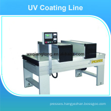 Drying machine uv / Wood machine uv paint line for furniture
