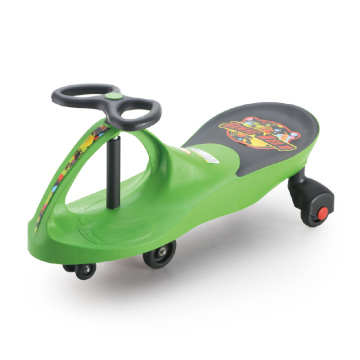 Baby utomhus Sport Vehicle Wiggle Car EN71