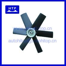 Piezas de motor salediesel caliente asamblea del precio de la aspa del ventilador del extractor PARA PERKINS 751-457-40 380MM-35.2