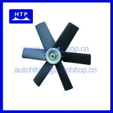 Hot salediesel engine parts exhaust fan blade price assy FOR PERKINS 751-457-40 380MM-35.2