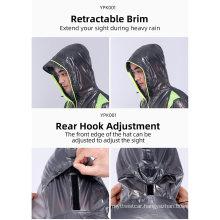Breathable Waterproof Cycling Jersey Riding Raincoat Sportswear Sports Raincoat