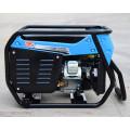 entrega rápida AC monofásico aire-refrigerador 2.5kw-4.5kw generador de gasolina portátil