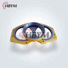 Dn200 Dn230 Износостойкие пластины и режущие кольца